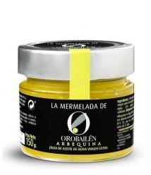 Oro Bailén Confiture d'huile d'olive Arbequina - Pot de 150 gr.