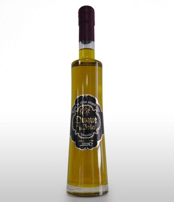 Duque de la Isla Manzanilla - botella vidrio 500 ml.