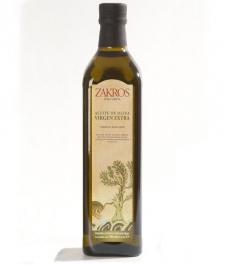 Zakros - botella vidrio 750 ml.