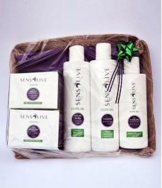 Haufen Sensolive - Cremes,Aloe Vera Gel und Augenkontur, Shampoo und Körperwäsche