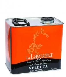 La Laguna Selecta - Bidon métal 2,5 l.