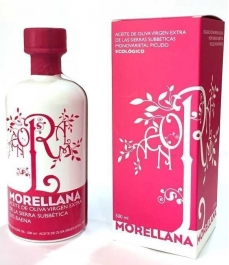 Morellana Picuda de 500 ml. - Botella vidrio 500 ml. + estuche