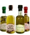 Baeturia aromatisiert Olivenöle - Set von 4 Aromen