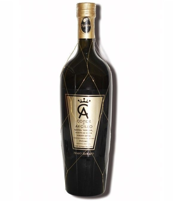 Conde de Argillo - botella vidrio 750 ml.