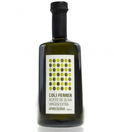 L'Oli Ferrer Arbequina - Glass bottle 500 ml.