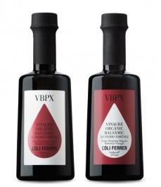L'Oli Ferrer VBPX Organic balsamic vinegar of PX - Glass bottle 250 ml