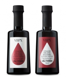 L'Oli Ferrer VBPX Organic balsamic vinegar of PX - Glass bottle 250 ml.
