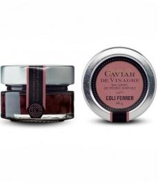 L'Oli Ferrer Caviar de Vinaigre Balsamique de Pedro Ximenez - Pot en verre de 60 gr.
