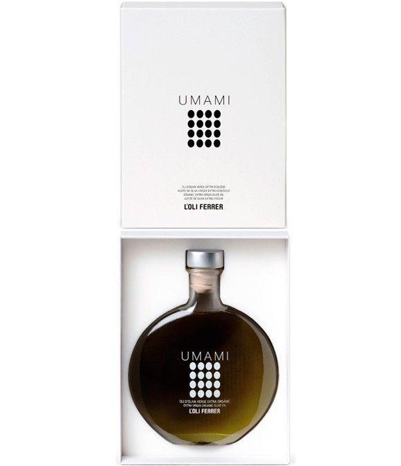 L'Oli Ferrer Umami orgánico - Botella vidrio 200 ml. + estuche