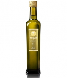 Aurum - botella vidrio 500 ml.
