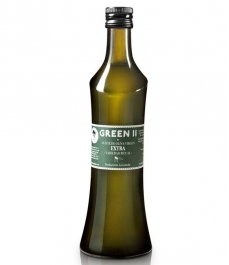 Green II - botella vidrio 500 ml.
