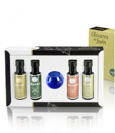 Olivares de Jaén - Degustation Box 4 Picual