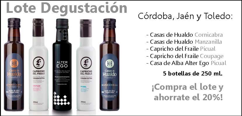 Lote Degustación 250 ml