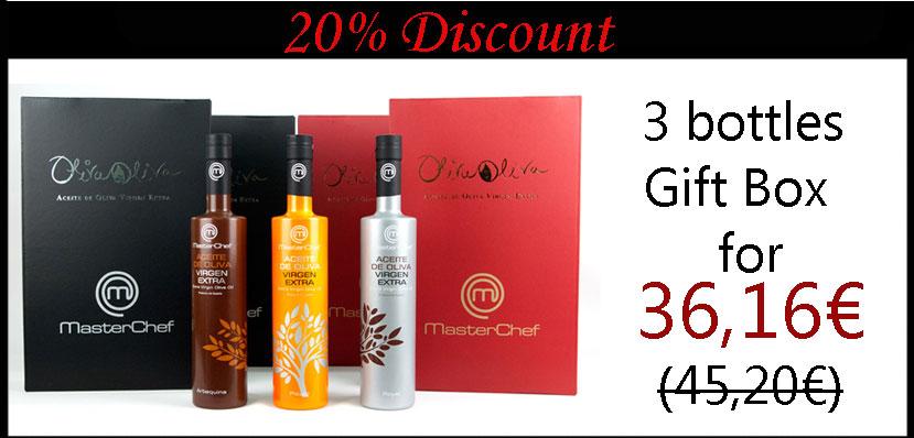 20% discount Masterchef Gift Box