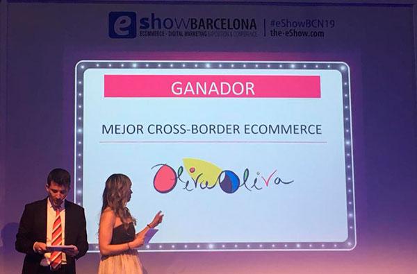at den eAwards 2019 in der Kategorie Best Cross-border eCommerce gewonnen