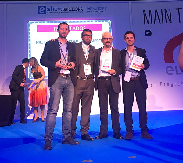 hat den eAwards 2019 in der Kategorie Best Cross-border eCommerce gewonnen