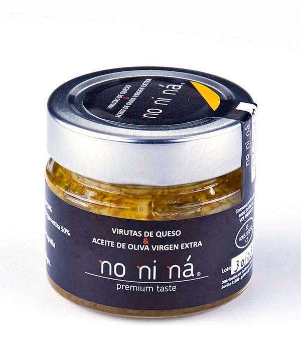 Queso manchego con aceite de oliva virgen extra