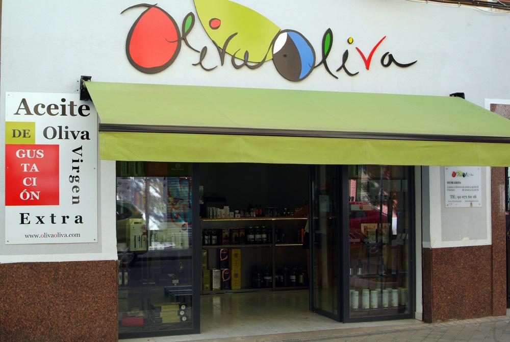 Fachada tienda calle canillas 13 Madrid