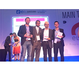 Oliva Oliva receives the 2019 eAwards 2019 for being a Major Online Shop in Spain