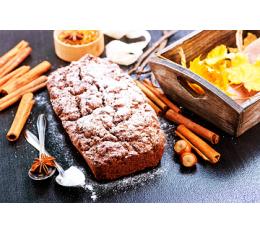 Bizcocho de chocolate y canela para dar la bienvenida a septiembre