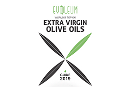 GUÍA EVOOLEUM WORLD'S TOP100 EXTRA VIRGIN OLIVE OILS 2019